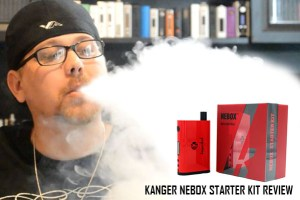 kanger nebox starter kit review