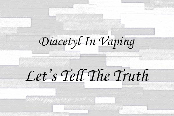 diacetyl in vaping