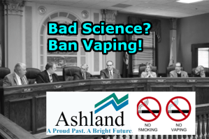 Bad science ban vaping header