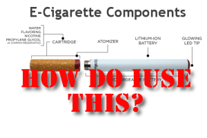 How to Put Together An E-Cigarette header