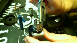 How To Rebuild The Dark Horse RDA Image1 remove old coils