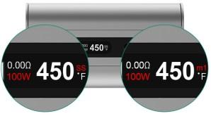 iStick 100W Temperature Control