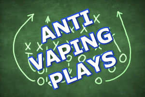 Health groups can't afford vaping success: ANTI VAPING PLAYBOOK