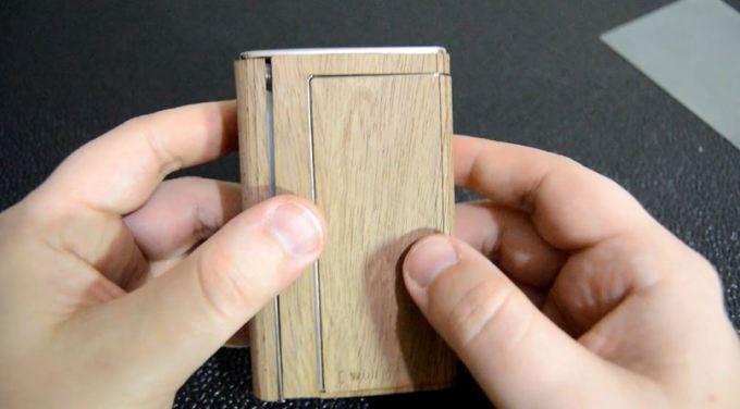 x cube 2 wud skin