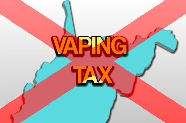 WV KILLS VAPE TAX