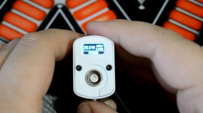 mini volt screen