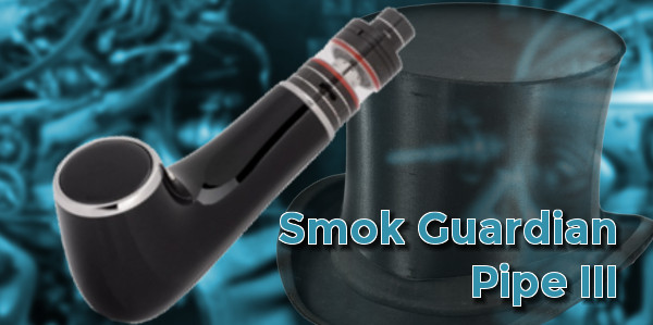 smok guardian pipe III header
