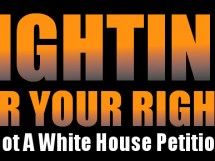 Fighting For Your Rights Delegate Faircloth needs your help header