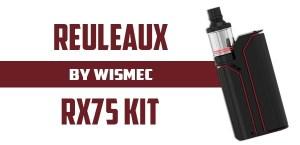 reuleaux rx75 kit featured