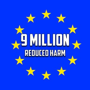 E.U-Study-Shows-Vaping-Has-Aided-15-Million-Smokers-Reduce-Harm-9-million