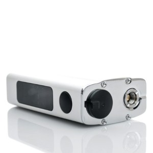 Joytech eVic VTwo and Cubis Pro Kit white side