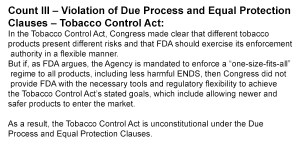 Vaping-Industry-Files-FDA-Complaint-In-DC-count-3