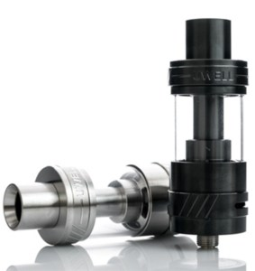 Crown-II-Sub-Ohm-Tank-By-UWell-black-and-silver