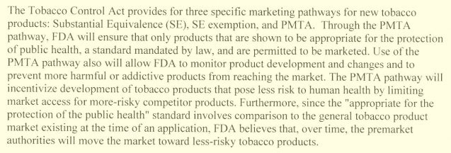 Senator-Johnson-Vs-The-FDA-Part-III-3-pathways-for-vapor-products-to-hit-the-market