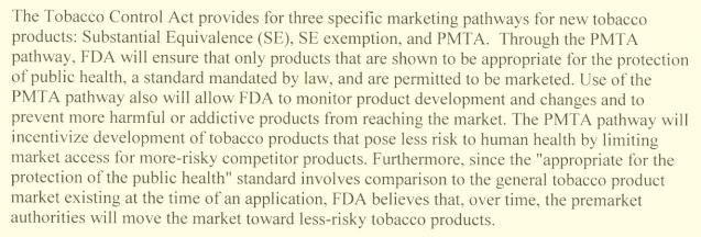 Senator-Johnson-Vs-The-FDA-Part-III-3-pathways-for-vapor-products-to-hit-the-market