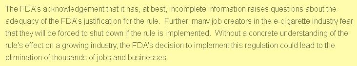 Senator-Johnson-Vs-The-FDA-Part-III-questioning-the-rule