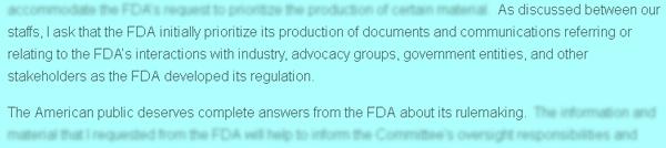 Senator-Johnson-Vs-The-FDA-Part-III-the-american-public-deserve-answers
