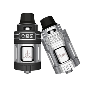 OBS Engine RTA in Black and Silver Colors