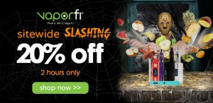 VaporFi Halloween Sale