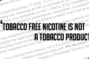 Tobacco Free Nicotine TFN FDA Response