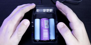 AMP3 Charger Multiple Batteries