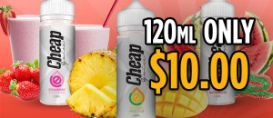 cheap ejuice 120ml deal