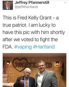 Fred Kelly Grant & Jeffrey Pfannerstill