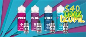 Pixe E-Liquid TFV12 Deal