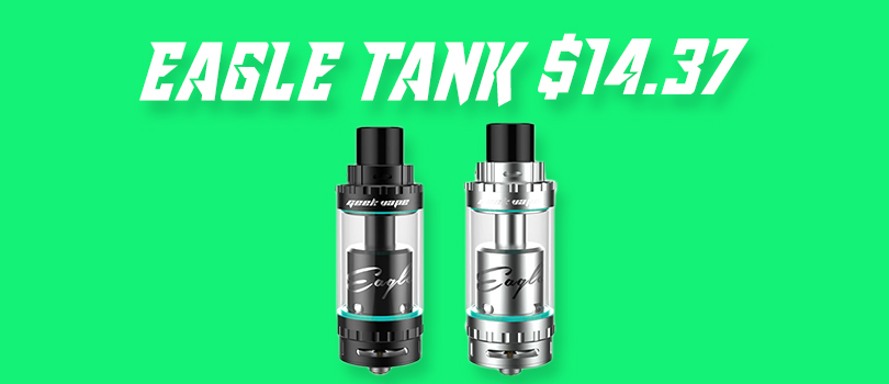 Eagle Tank Vape Deal