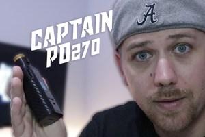 iJoy Captain PD270 Box Mod Review