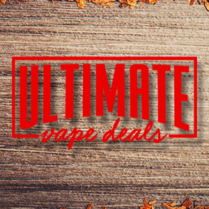 ultimate vape deals tobacco logo