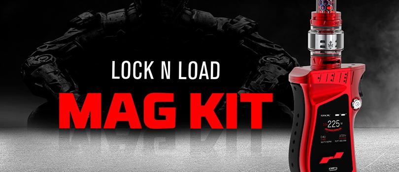 SMOK Mag Kit Preview
