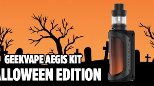 geekvape aegis kit halloween edition