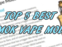 best smok vape mods