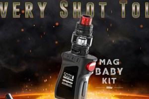 SMOK Mag Baby Kit Promotion