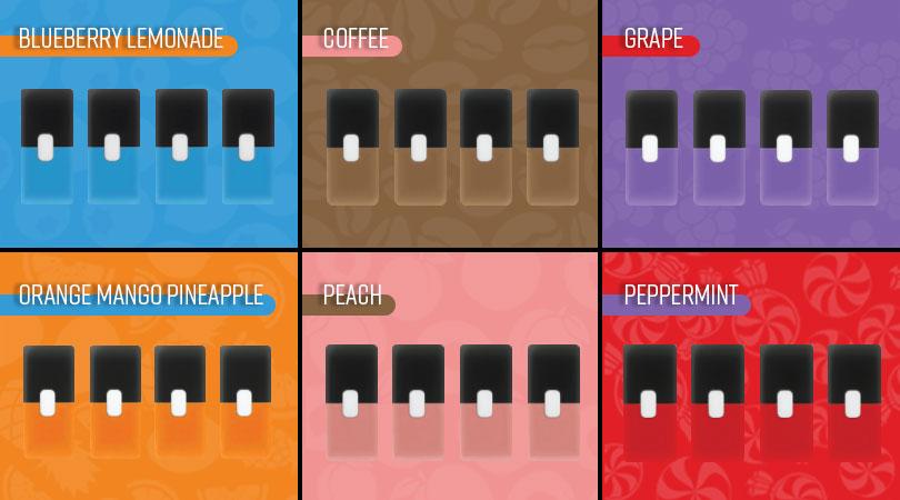 viv pod flavors
