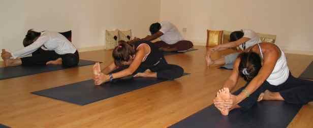 yoga l'univers dax