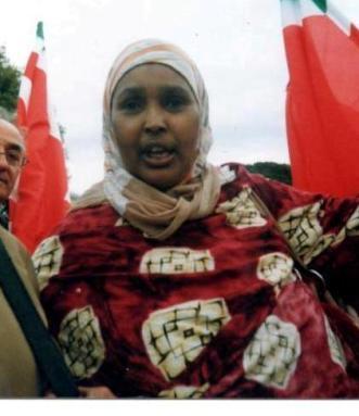 comunità somala di Napoli . questione somala