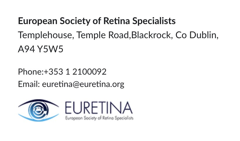 European Society of Retina Specialists