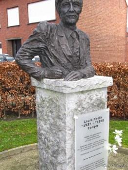 Zanger Louis Neefs