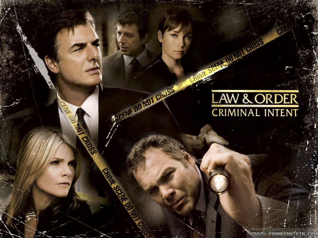 Guiesseppe Jones on Law and Order Criminal Intent