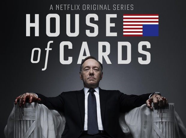 Guiesseppe Jones in House of Cards