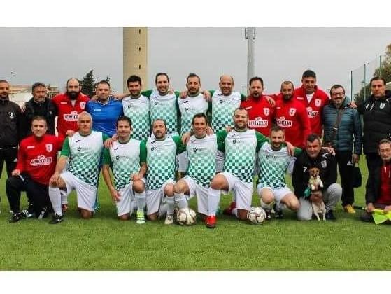 Calcio Over 35 FIGC Oristano. Venerdì le semifinali: ecco gli accoppiamenti