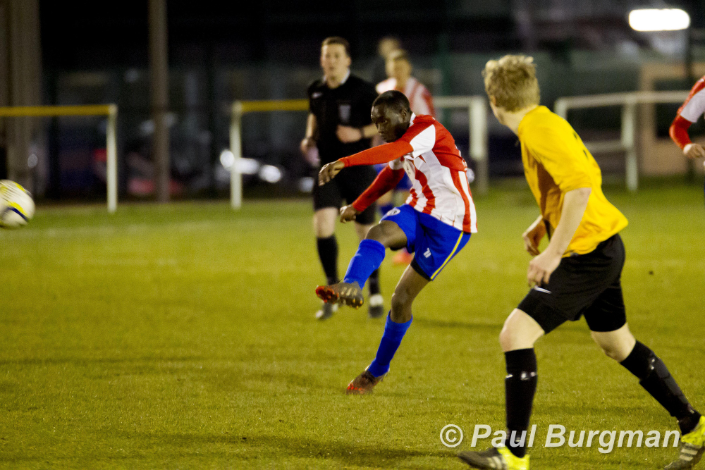 18/03/2016 Westfield v Guildford City. City ran out 0-3 winners.