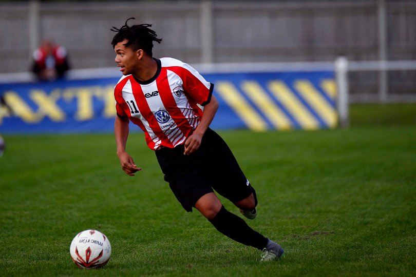 01/08/2017 Godalming Town v Guildford City FC. Axtell Cup Pre-Season