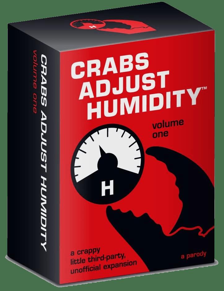 Crabs Adjust Humidity board game