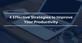 Productivity Strategies