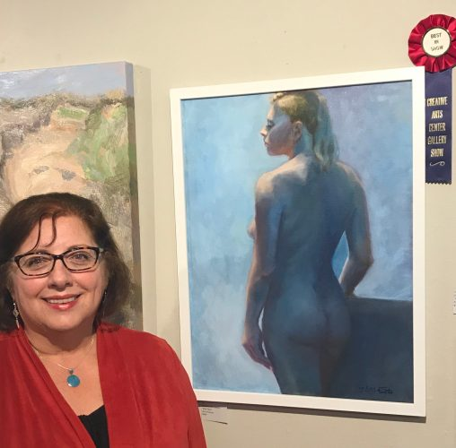 Members Exhibit in '22nd Annual All Cape Cod Show'
