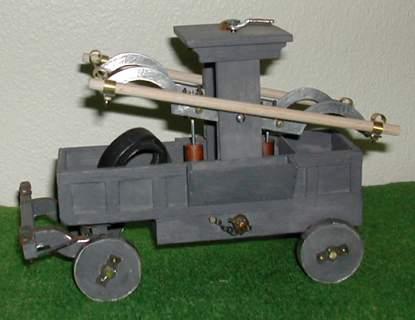 Night Soil Cart