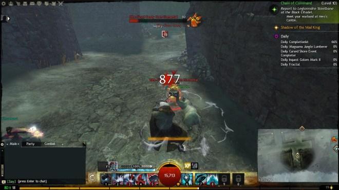 Action Camera Screenshot